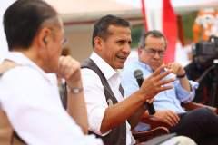 Ollanta Humala evalúa declarar estado de emergencia en Islay