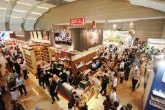 Empresarios peruanos participaron en importante feria internacional de alimentos.