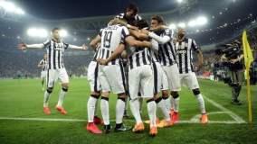 Juventus celebró y ahora buscará dar la sorpresa en el Santiago Bernabéu de Madrid.