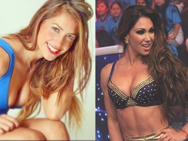 DINI buscó en Reniec a Milett Figueroa, Melissa Loza y otras modelos