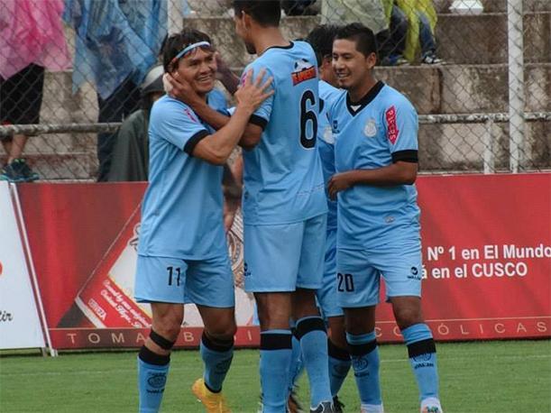 Garcilaso ganó en Matute y es puntero absoluto del Torneo Apertura.