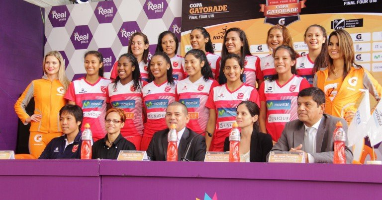 La selección peruana de menores afrontará a partir del jueves el FINAL FOUR U18