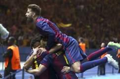 FC Barcelona campeón de la UEFA Champions League [VIDEO]