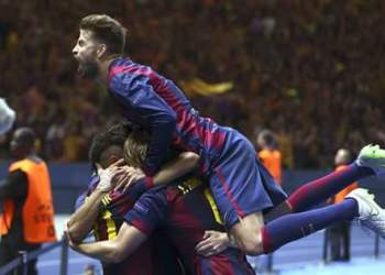 FC Barcelona campeón de la UEFA Champions League [VIDEO]