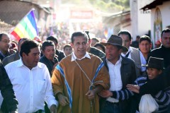 "Ollanta Humala sobre caso Chavín de Huantar: ""No daré un sol a terroristas"""