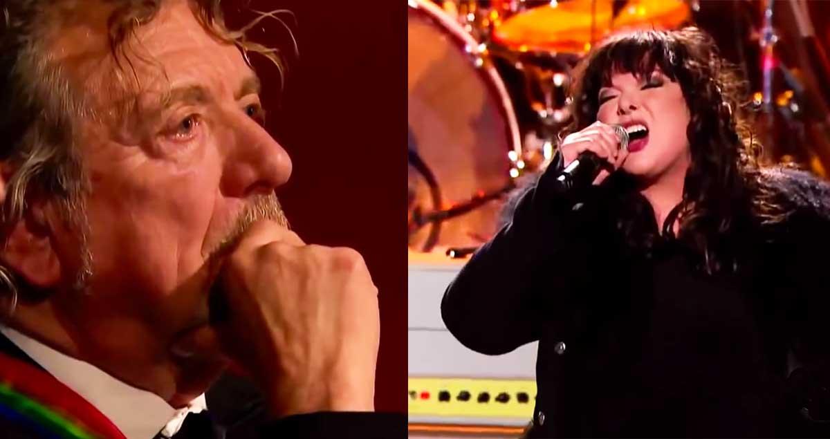 Robert Plant lloró con esta interpretación de Stairway to Heaven [VIDEO]