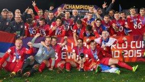 Serbia hizo historia al titularse campeón mundial Sub 20.