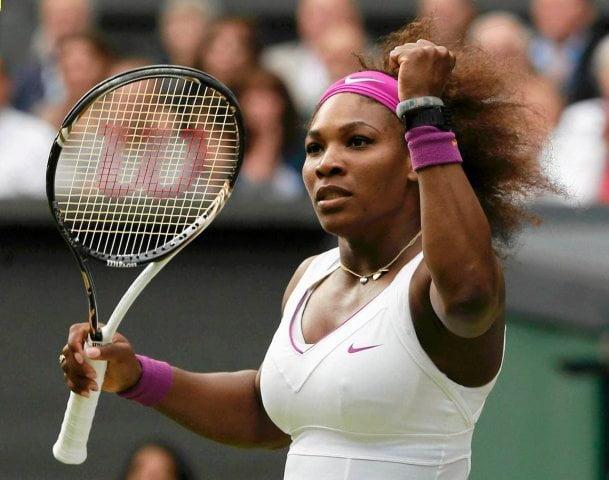 Serena Williams es la máxima favorita por ranking para ganar Wimbledon 2015.