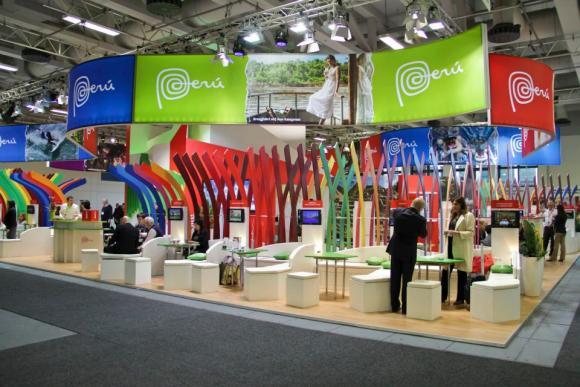 Perú sigue promocionando sus productos a través de ferias internacionales.