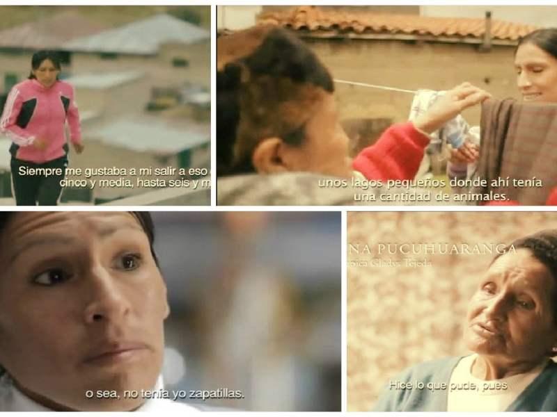 Gladys Tejeda: Este emotivo video te cuenta quien es nuestra atleta