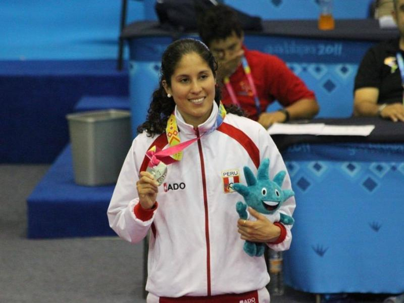 Toronto 2015: Alexandra Grande ganó cuarta medalla de oro para Perú