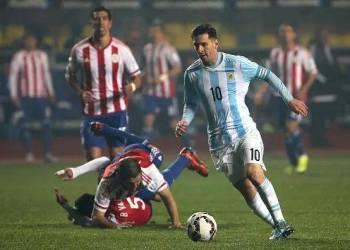 Aquí los goles: Argentina derrota 6-1 a Paraguay [VIDEO]