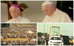 En directo: El Papa Francisco visita Guayaquil - Ecuador