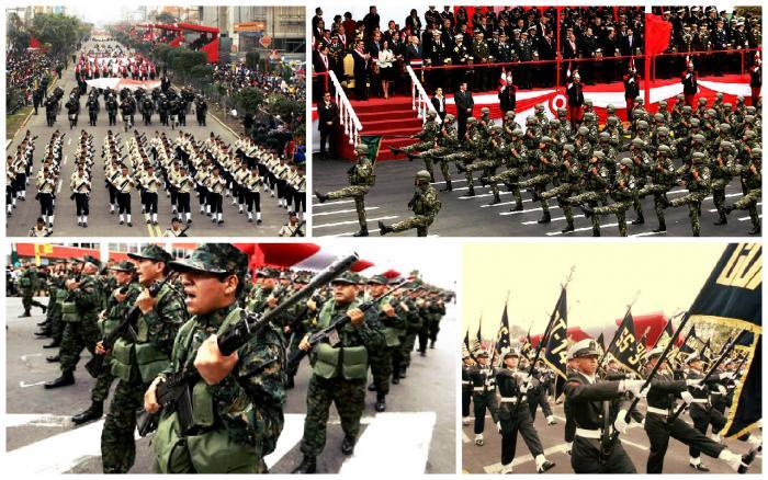 En Vivo: Gran Parada Militar 2015 por Fiestas Patrias