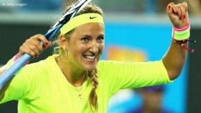 Azarenka derrotó sin complicación alguna a Kvitova.
