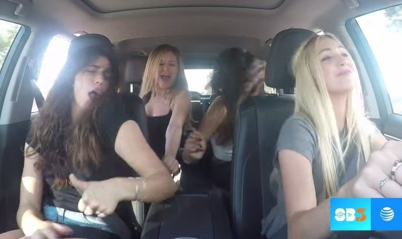 'It Can Wait' (eso puede esperar) alerta de los riesgos de grabarse bailando en un automovil