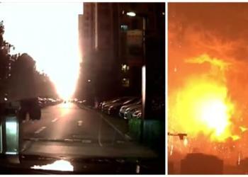 Explosiones sacudieron China