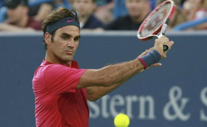 Federer impuso su categoría en su segundo partido de Cincinnati 2015.