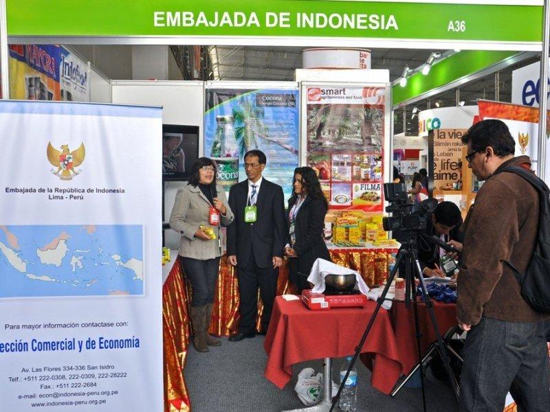 Una delegación de empresas indonesias llegaría para establecer negocios en la Expoalimentaria 2015.