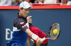 Por primera vez en el circuito, Nishikori se impuso a Nadal.