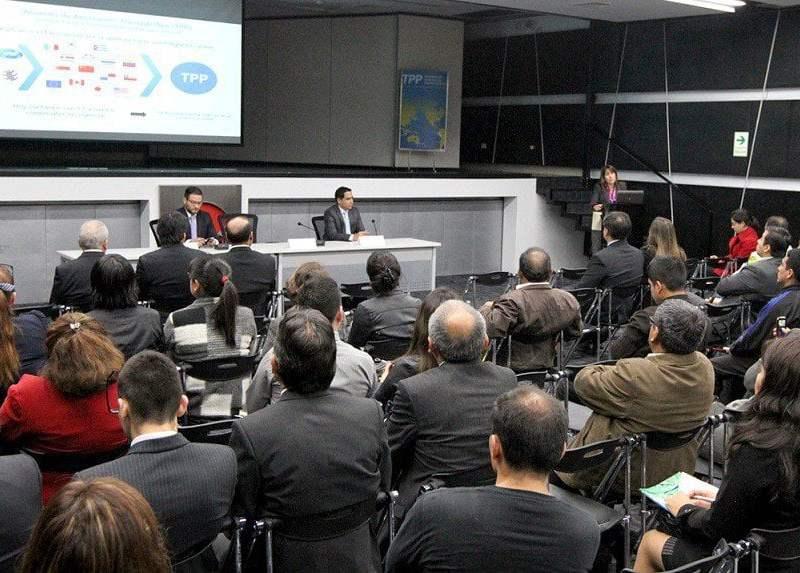 Las pymes deben capacitarse para obtener el mayor provecho del acuerdo TPP aseguró la ministra Magali Silva.