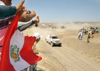 Perú ya no será sede del Rally Dakar.
