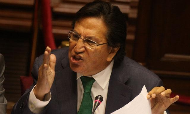 Alejandro Toledo (Foto La República)