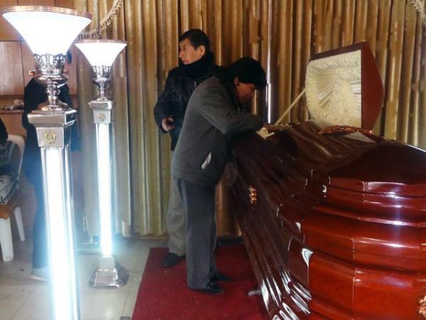 Velan restos de Edwar Ademir Soto De la Cruz RPP/Beatríz López