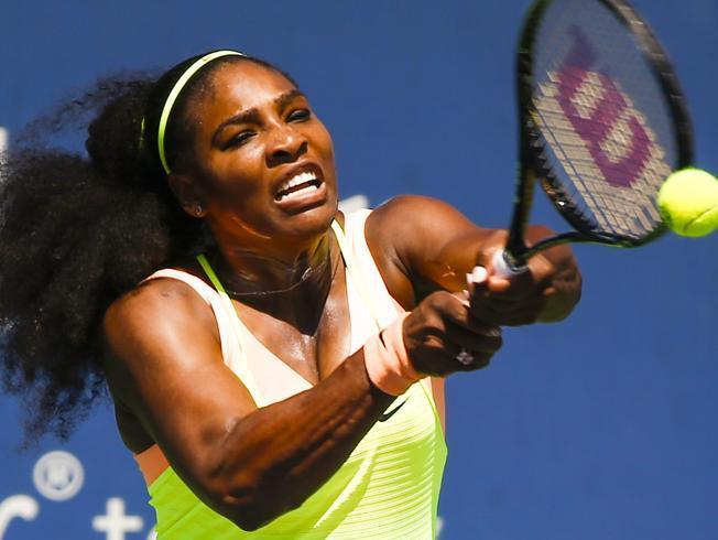 Serena Williams va mañana por el segundo título en Cincinnati.