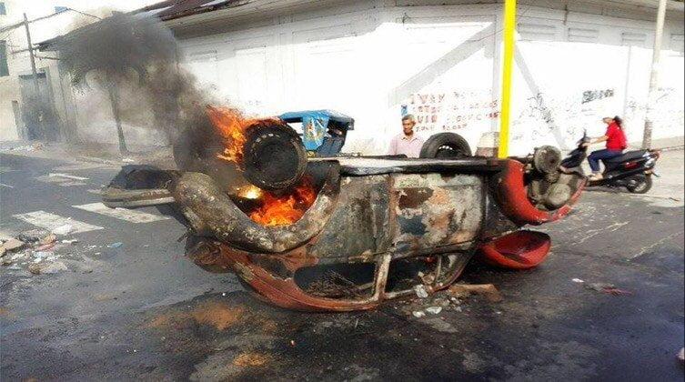 Iquitos: Protestas y movilización contra participación de privados en explotación de lote 192