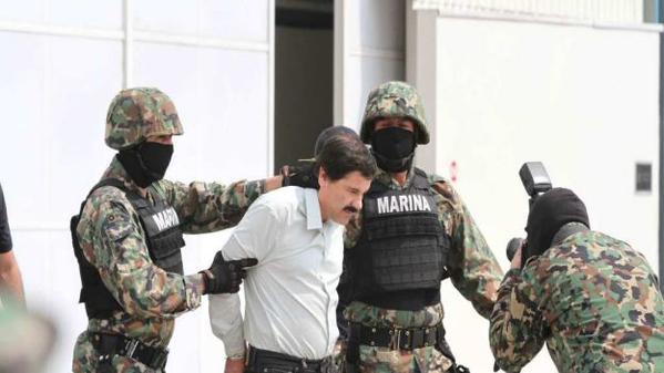 El Chapo Guzmán otra vez capturado
