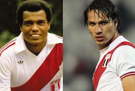 Cubillas y Guerrero son los máximos goleadores en la historia de la selección peruana.