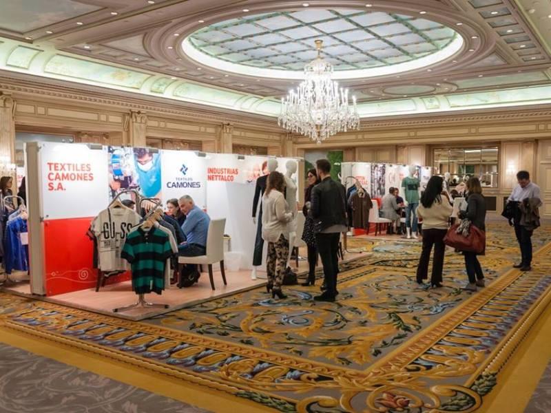 Empresarios peruanos y europeos del rubro establecieron contacto en París.