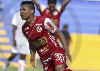 Raúl Ruidíaz anotó el gol de la victoria ante Municipal.