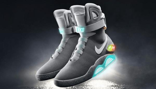 Volver al Futuro: Nike lanzará las zapatillas autoajustables en 2016