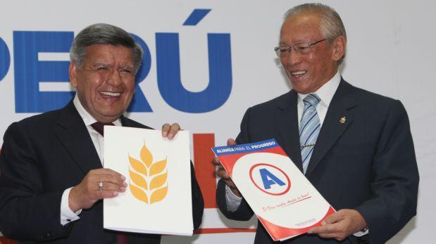 César Acuña: Humberto Lay va como segundo vicepresidente