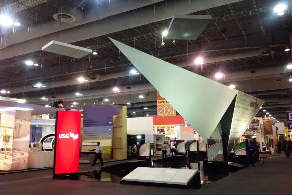 Se exhibieron productos peruanos para la construcción en importante certamen realizado en México.
