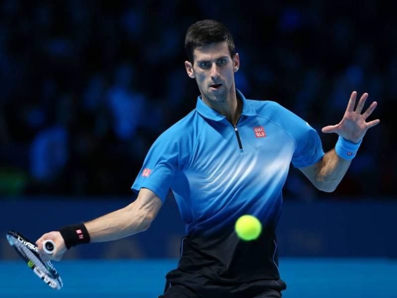 Sin ser convincente, Djokovic superó a Berdych  y enfrentará a Nadal en semifinales de Maestros.