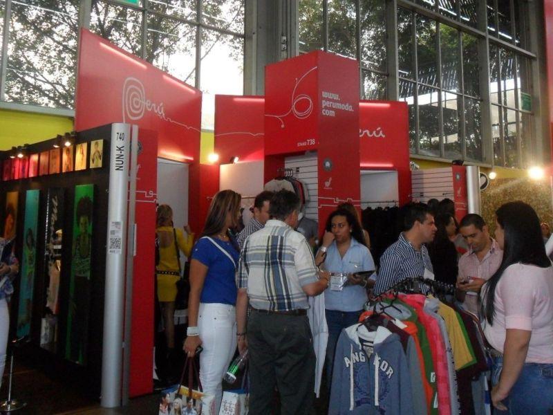 Entre las empresas peruanas que se han dado cita en eventos estadounidenses se encuentran los productores de ropas para niños.
