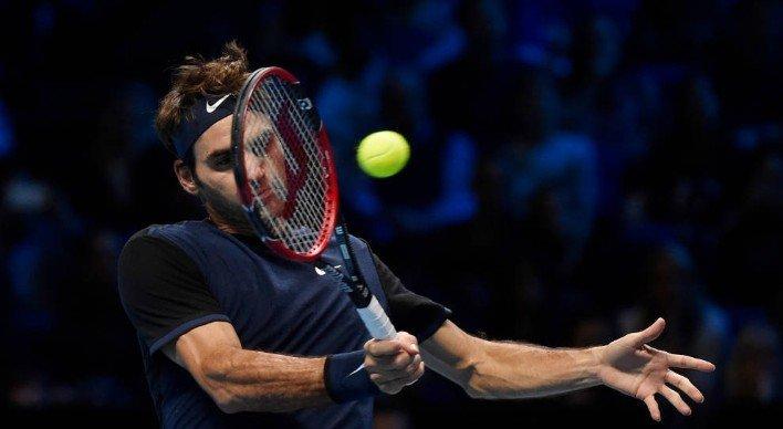 Federer superó con alguna comodidad a Berdych.