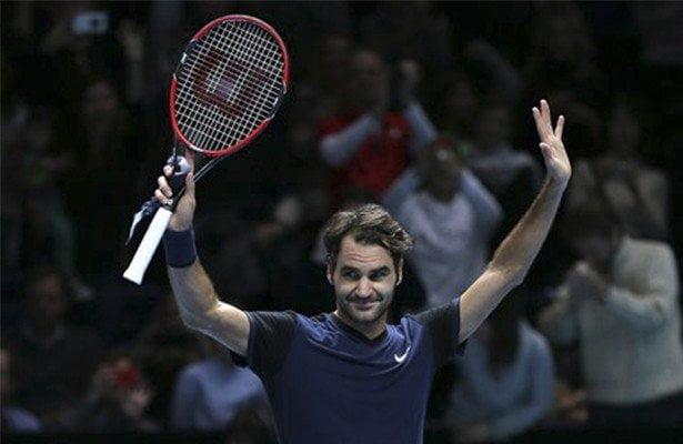 Federer buscará terminar con la supremacía maestra de Djokovic en Londres.