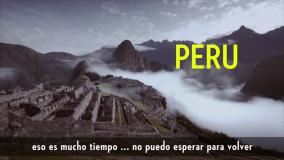 Rolling Stones promocionan concierto con Machu Picchu y San Francisco