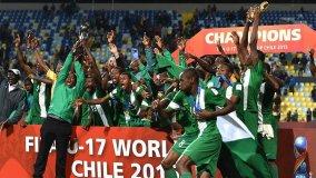 El elenco de Nigeria ganó el campeonato mundial Sub 17 por quinta vez en su historia.