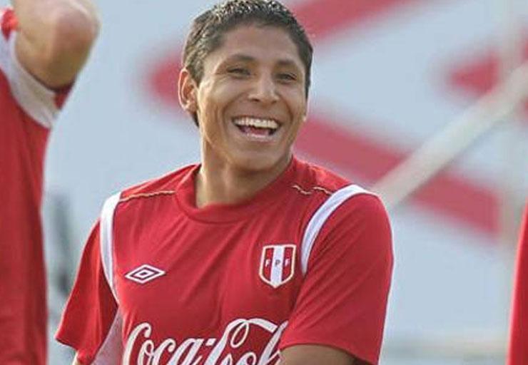 Gareca valoró el buen momento de Ruidíaz llamándolo a la selección.