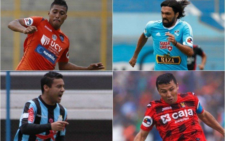 Cristal, Melgar, Vallejo y Garcilaso lucharán por el título nacional.