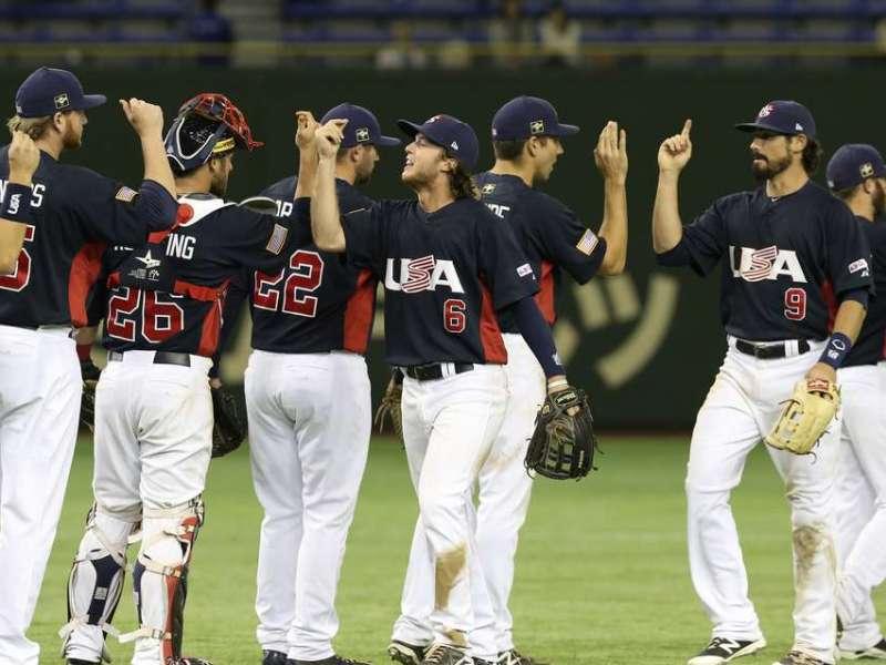 Estados Unidos impuso su categoría para avanzar a la final de la Premier 12.