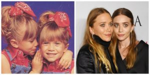 Las gemelas Ashley y Mary-Kate Olson tuvieron la labor de encarnar a Michelle Tanner.
