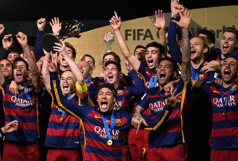 Barcelona se llevó el Mundial de Clubes 2015.
