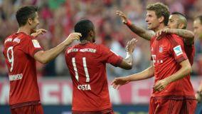 El Bayern Munich es favorito para ganar la Bundesliga.