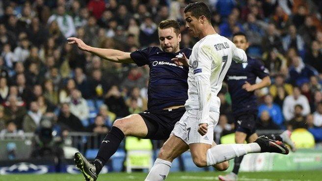 Cristiano Ronaldo impuso record en la victoria contra el equipo del peruano Yotún.